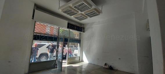 Local Comercial En Alquiler En Chacao21-12233 Adriana 0414 3391178