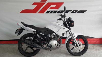 Yamaha Ybr 125 Factor Ed 2015 Branca