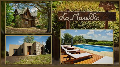Imagen 1 de 10 de Cabaña Para Maximo 4 Personas En Tandil La Maiella