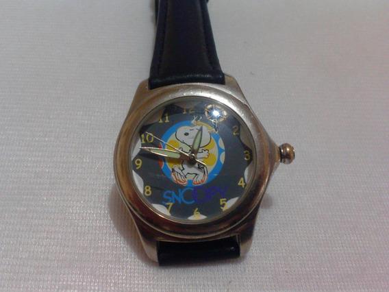 Reloj De Pulsera Snoopy Original Peanuts Unisex