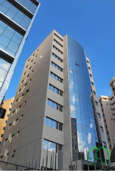 Sala Para Alugar, 107 M² Por R$ 5.300/mês - Cambuí - Campinas/sp - Sa0074