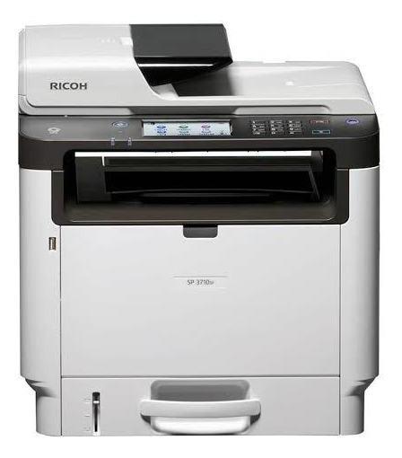 Multifuncional Ricoh Sp3710 Sp 3710 Impressora