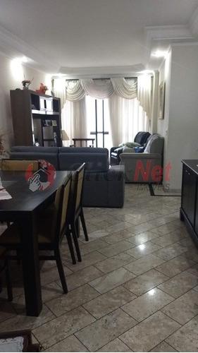 Ótimo Apartamento À Venda No Bairro Santo Antônio Em São Caetano - 6987
