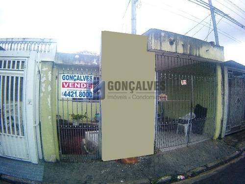Venda Casa Terrea Santo Andre Vila Aquilino Ref: 67011 - 1033-1-67011
