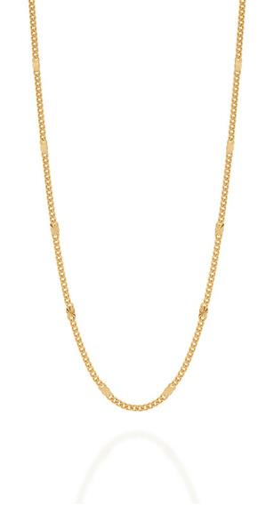 Cordão Fio Grumet Peças Diamantadas 60 Cm Rommanel 531303 Vb