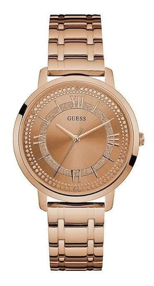 Reloj Guess Montauk Oro Rosado