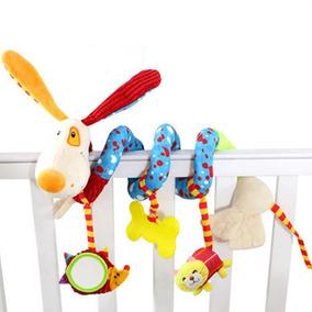 Mobile Berço Para Bebês De Cachorrinho Mordedor Brinquedo