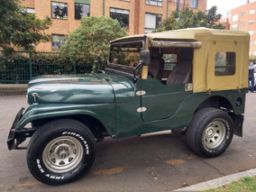 Jeep Willys 1969
