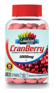 Cranberry 1000mg 180 Comprimidos Lauton