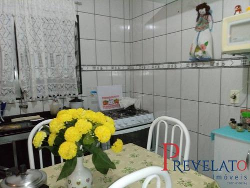 Imagem 1 de 9 de Ct-7744 - 2 Casas No Mesmo Terreno - Pque Garças - Sbc - Ct-7744