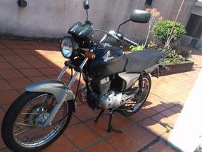Honda Titan 150 Con Soporte Para Carga