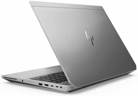 Workstation Hp Zbook 15 G5:i7 8750h Nvidia P600