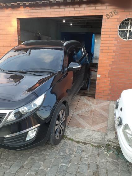 Kia Sportage 2.0 Ex 4x2 Aut. 5p 2012