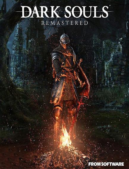 Dark Souls Remastered Pc - Steam Key (envio Já)