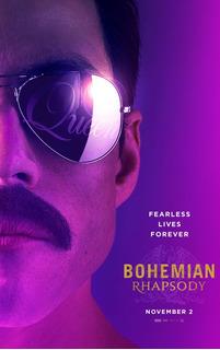 Poster : Bohemian Rhapsody Movie 2018