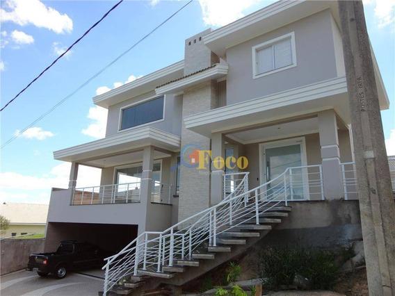 Casa Com 3 Dormitórios À Venda, 400 M² Por R$ 1.000.000,00 - Condomínio Itatiba Country Club - Itatiba/sp - Ca0250