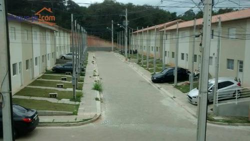 Casa À Venda, 80 M² Por R$ 200.000,00 - Jardim São Judas Tadeu - São José Dos Campos/sp - Ca1377