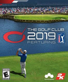 The Golf Club 2019 Pga Tour Pc Español / Edición Digital