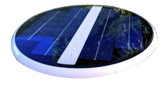 Foco Plano Led Solar Iluminacion De Piscinas Piscineria