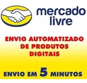 Script Php Entrega Automática Produtos Digitais Mercado Livr