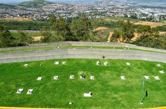 4 Perpetuidades En El Panteón Valle De Paz Atizapan