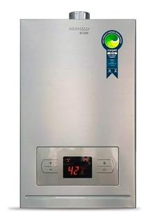 Aquecedor A Gas Inox 20 Litros Digital Gn Bivolt Com Garantia Komeco De 3 Anos Para Residencia Escritorio Comercio