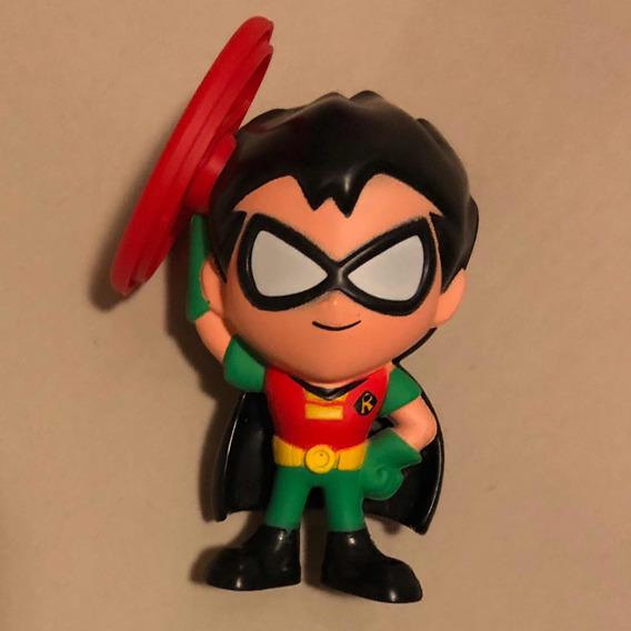 Brinquedo Jovens Titãs Teen Titans Go Mclanche Feliz Mar/19