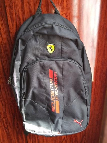 Mochila Hombre Puma Scuderia Ferrari (no Hago Envíos)