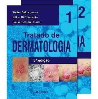 Livro - Tratado De Dermatologia - Belda
