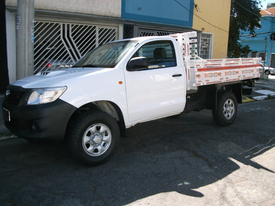 Hilux 4x4 Cabine Simples