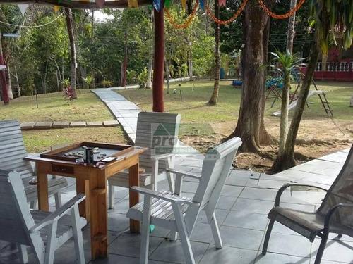 Chácara Com 3 Dormitórios À Venda, 25000 M² Por R$ 1.100.000,00 - Zona Rural De Rio Preto Da Eva - Rio Preto Da Eva/am - Ch0009