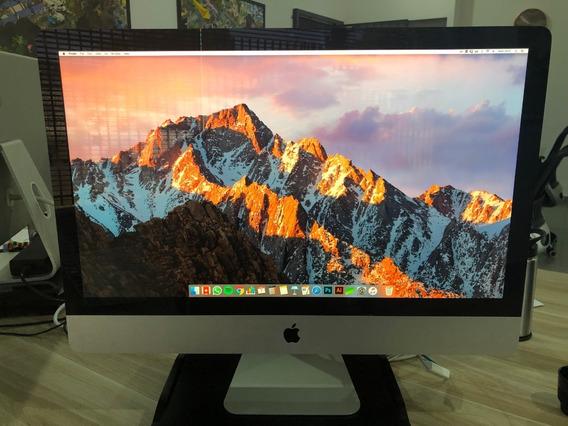 iMac 27 - Core 2 Duo - 10gb E Ssd 120 + Hd Externo De 1tb