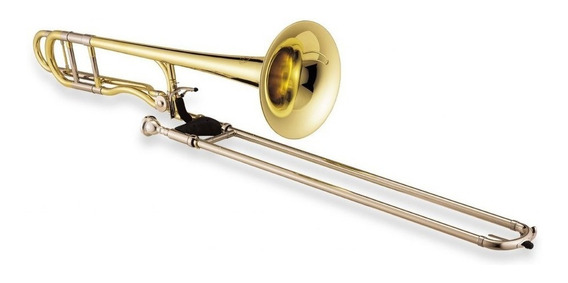 Trombone De Vara Jupiter Jsl 538 Rl Bb/fá 500 Séries