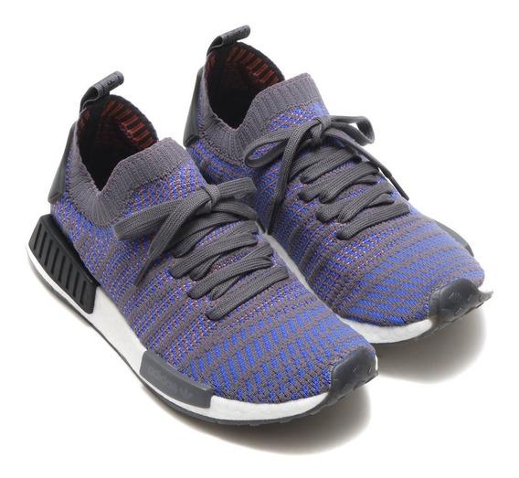 Nmd R1 Stlt Pk Primeknit Tenis adidas Correr Sneakers Boost