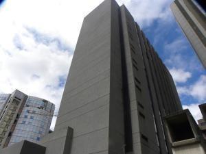 Oficina En Alquiler En El Rosal 20-16673 Sj 04142718174