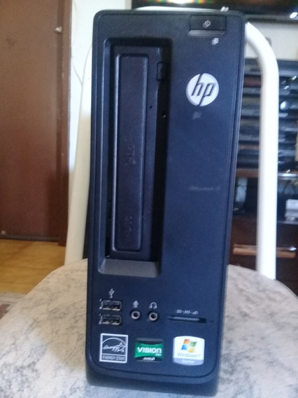 Cpu Hp 100b Small - Amd Hd 1tb - 2gb Ram - Funcionando