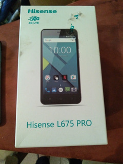 Celular Hysense L675 Pro