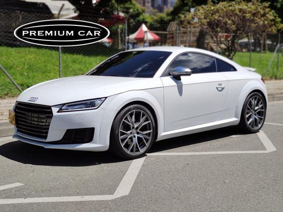 Audi Tt 2.0 Turbo Automatico
