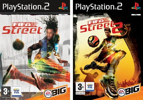 Patche Fifa Street 1 E 2 Para Ps2 É Patche