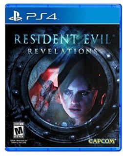 Resident Evil Revelations - Ps4 - Digital - Manvicio