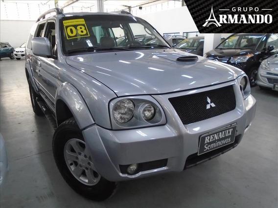 Pajero Sport 3.5 Hpe 4x4 V6 24v Gasolina 4p Automático