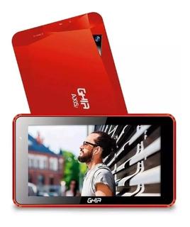 Tablet Ghia Android 8.1 Axis 7 1gb Ram 8gb Almanenamiento