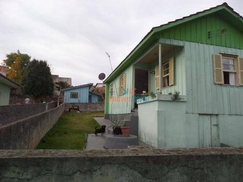Terreno À Venda, 420 M² Por R$ 445.000,00 - Capão Raso - Curitiba/pr - Te0072