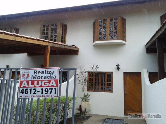 Sobrado 02 Dormitórios - Granja Viana - Ca0247