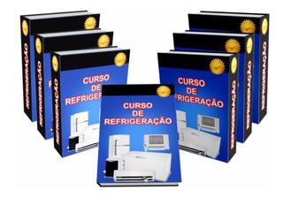 Curso De Refrigeração E Ar Condicionado 35 Dvd