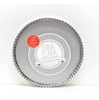 Molde Tartera Pasta Frola N5 Desmontable 30cm Doña Clara