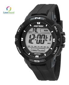 Relógio Mormaii Masculino Mo5001/8c, C/ Garantia E Nf