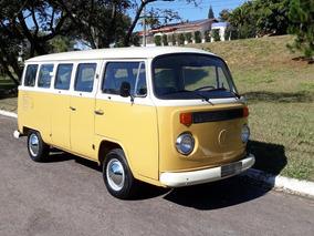 Volkswagen Kombi Luxo 1979 - Carro Antigo - Coleção - Antiga