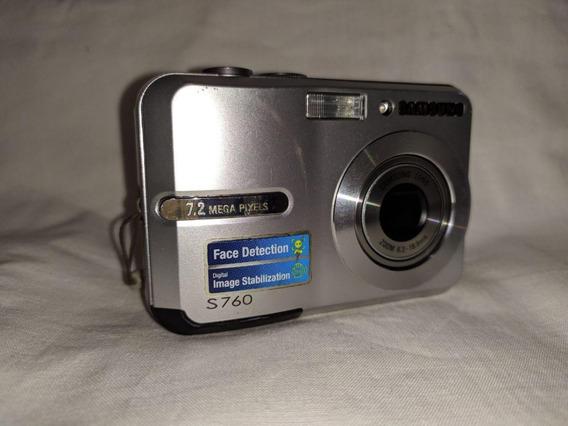 Camara Digital Samsung S760 7mp