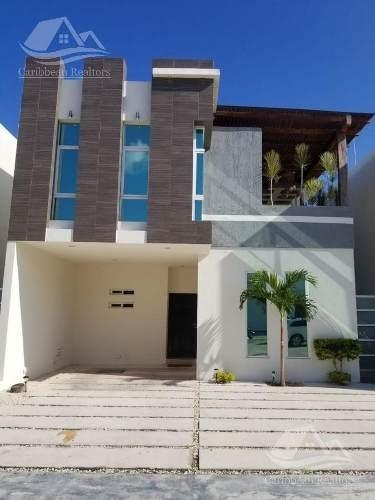 Casa En Venta En Playa Del Carmen/el Encuentro